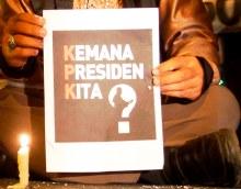 Foto-foto meme KPK versus Polisi dari Ormas dan netizen